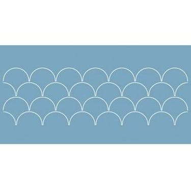 Baby Lock Quilt Pattern Board - 3 inch Clam