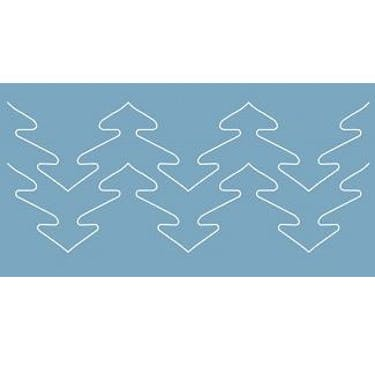 Baby Lock Quilt Pattern Board - Trees