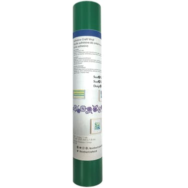Brother Green Adhesive Craft Vinyl (6 ft)