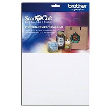 Brother Printable Sticker Sheet Set