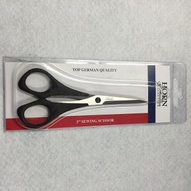 Horn 5 inch Sewing Scissors