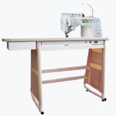 Janome Optional Side Pockets For Janome Tables Pocono Sew Vac Classy Janome Sewing Machine Tables