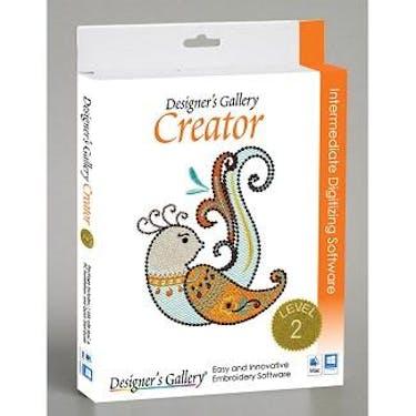 Baby Lock Designer's Gallery Creator Level 2