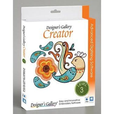 Baby Lock Designer's Gallery Creator Level 3