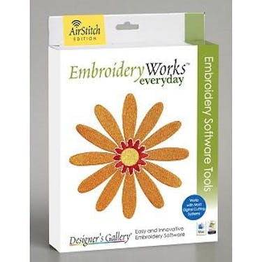Baby Lock Designer's Gallery EmbroideryWorks with AirStitch