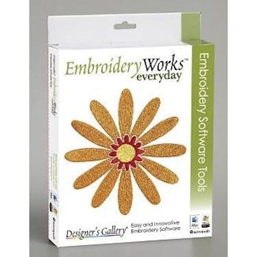 Baby Lock Designer's Gallery EmbroideryWorks