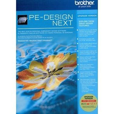 Brother PE-Design Plus to Next Upgrade