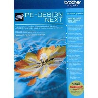 Brother PE-Design Plus to Next Upgrade