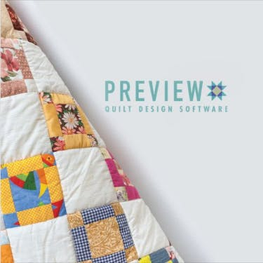 Brother Preview Quilt Design Software