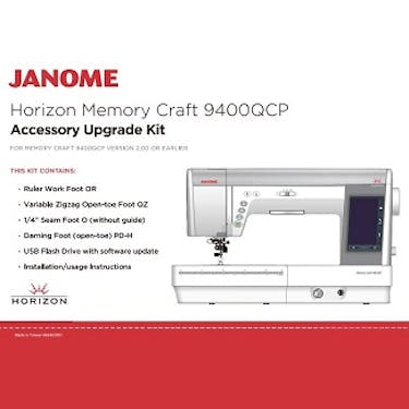 Janome MC9400QCP Upgrade Kit