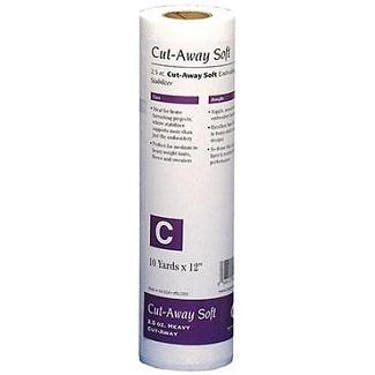 Baby Lock Cut Away Soft Stabilizer - 2.5 oz Heavy