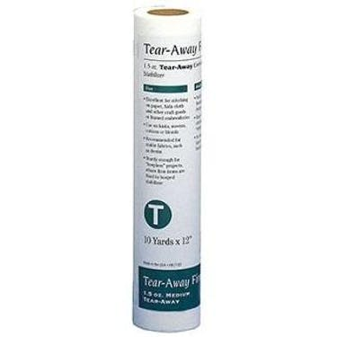 Baby Lock Tear-Away Firm Stabilizer 10yd x 12