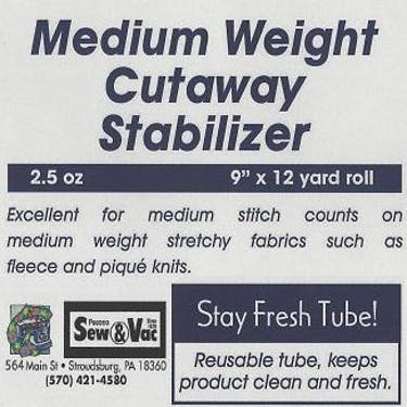 Exquisite Medium Weight Cutaway Stabilizer 9
