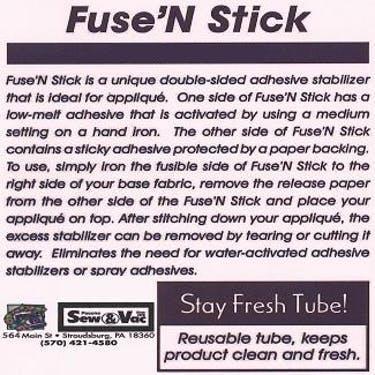 Exquisite Fuse N Stick Stabilizer 9
