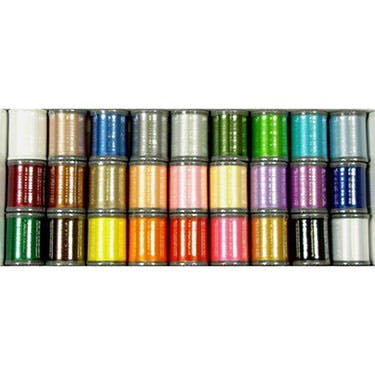 Janome Polyester Embroidery Thread Kit 1