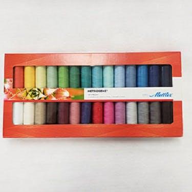 Mettler-Metrosene 100% Polyester 28 Thread Gift  Pack