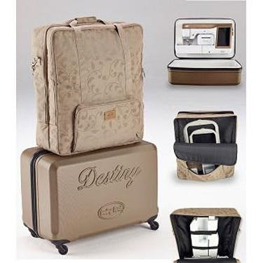 Baby Lock Destiny Trolley Bag Set - Pocono Sew & Vac