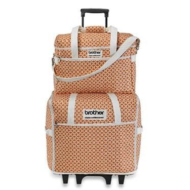 Brother Q-Series Rolling Bag Set