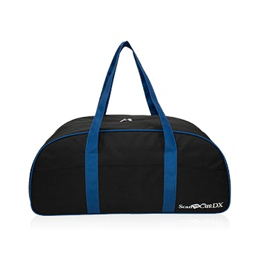 Brother ScanNCut Duffle Bag Blue