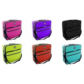 """Case Storage Tools Tutto 26/"""" Embroidery Project Bag Choose from 4 Colors"""