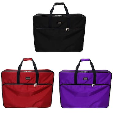 Tutto Extra Large Embroidery Project Bag (28 inch) (Choose Color)